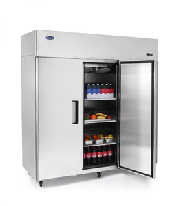 Three Door Refrigerator | Top Mount | Atosa | MBF8006