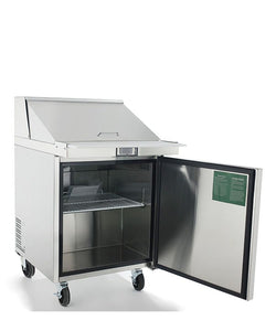48″ Mega Top Sandwich Prep Table | Atosa | MSF8306