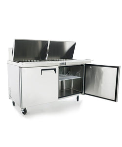 60″ Mega Top Sandwich Prep Table | Atosa | MSF8307