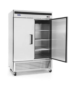 Two Door Freezer | Bottom Mount | Atosa | MBF8503