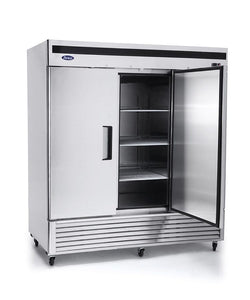 Three Door Freezer | Bottom Mount | Atosa | MBF8504