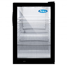 Load image into Gallery viewer, Compact Refrigerated Display | Square | 3 Cu.Ft | Atosa | CTD-3