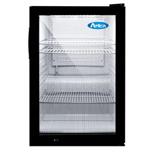 Compact Refrigerated Display | Square | 3 Cu.Ft | Atosa | CTD-3