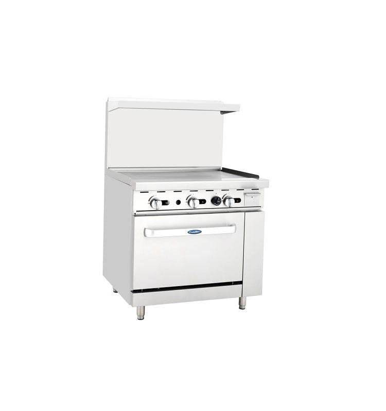 "3' Range | 36"" Griddle 