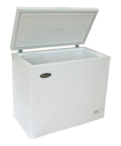 Solid Top Chest Freezer | Atosa | MWF9007