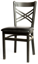 Load image into Gallery viewer, Crossback Dining Chair