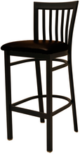 Load image into Gallery viewer, Jailhouse Metal Frame Barstool