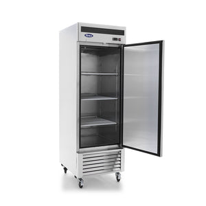 One Door Refrigerator | Bottom Mount | Atosa | MBF8505