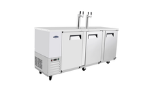 Load image into Gallery viewer, Buy Used and New Commercial Restaurant Equipment for Sale. Deep Fryer, Refrigerated Pizza Prep Table, Ice Machine, Freezer, Gas Hot Plates, Electric Convection Oven, Gas Stove, Counter Mounted Bar Stools. Restaurant Supply near me.