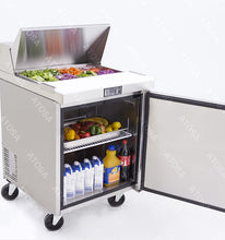 Load image into Gallery viewer, 27″ Sandwich Prep Table | Atosa | MSF8301