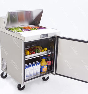 27″ Sandwich Prep Table | Atosa | MSF8301