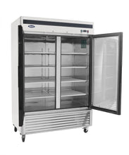 Load image into Gallery viewer, Two Glass Door Freezer | Bottom Mount | Atosa | MCF8703