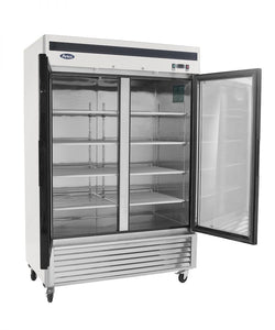 Two Glass Door Freezer | Bottom Mount | Atosa | MCF8703