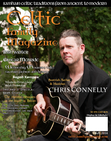 Celtic Family Magazine Fall 2014 Issue #5
