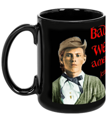 Celtic Outlaw Series: Jesse James Mug
