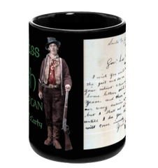 Celtic Outlaw Series: Billy the Kid Mug