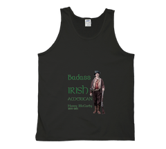 Celtic Outlaw Series: Henry McCarty Tank Top