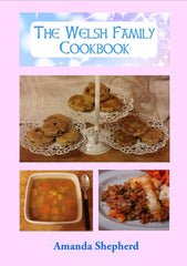 The Welsh Family Cookbook by Amanda Shepherd