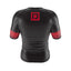 Death By No Gi Club Rash Guard (Short Sleeve)