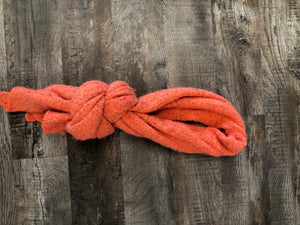 orange dream scarf