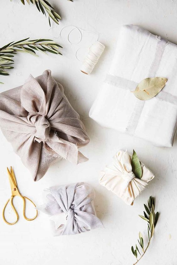 7 Zero-Waste Gift Wrapping Ideas