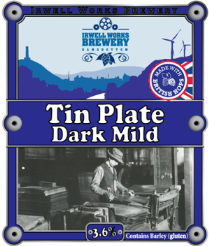 Tin Plate Dark Mild (3.6%) - Bag in Box (Gluten Free)