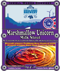 Marshmallow Unicorn (4.4%) - Bag in Box