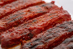 Smoky, Meaty, Sticky, Vegan BBQ Ribs - suup.ca