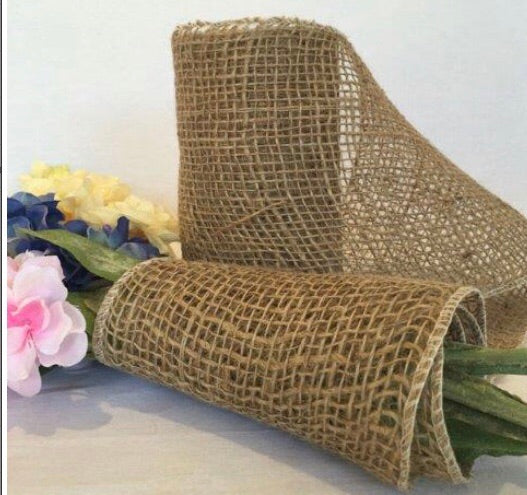 Large Jute Ribbon