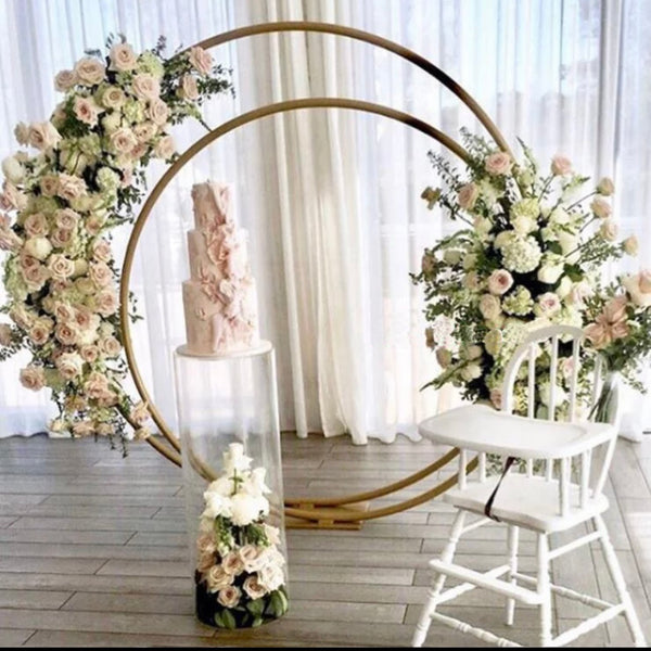Double Ring Backdrop