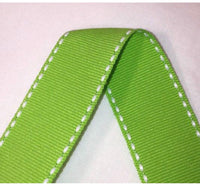 25MM X 20M Grosgain- Stitch