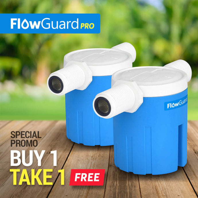 Buy 1 Take 1 - FlowGuard PRO Automatic Water Replenishing System