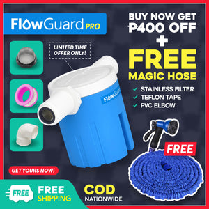 FlowGuard PRO Automatic Water Replenishing System (FREE MAGIC HOSE)
