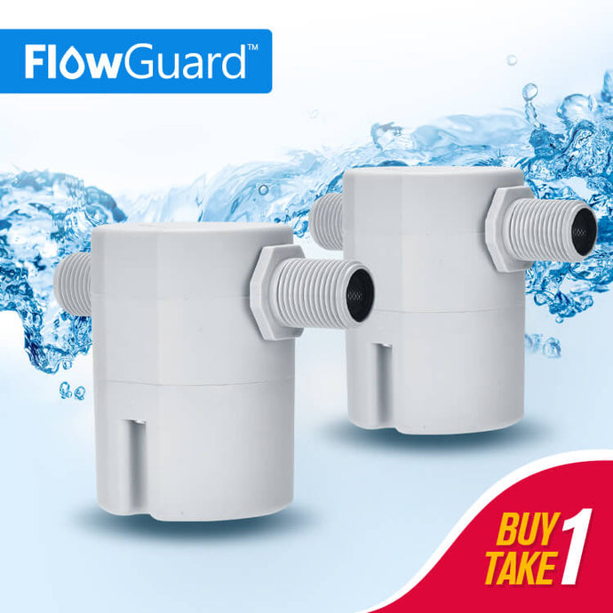 BUY 1 FREE 1 - FlowGuard V1 Automatic Water Replenishing System