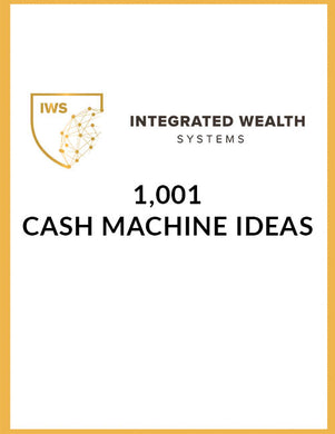 1,001 Cash Machine Ideas