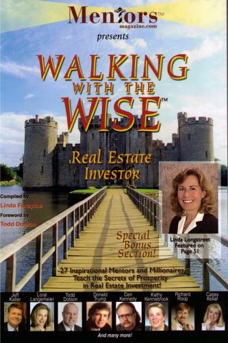 Walking With The Wise in Real Estate Book