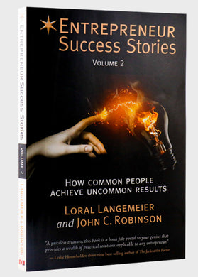 Entrepreneur Success Stories Volume 2