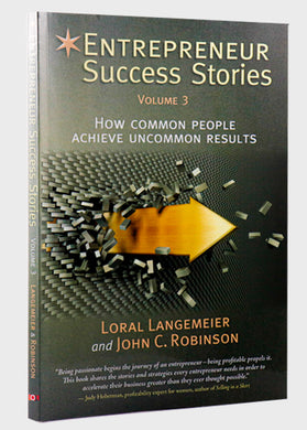 Entrepreneur Success Stories Volume 3