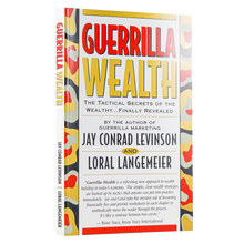 Load image into Gallery viewer, Guerrilla Wealth Book