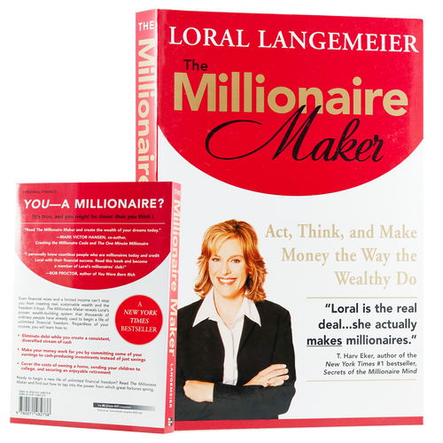 The Millionaire Maker - Act, Think and Make Money the Way the Wealthy Do