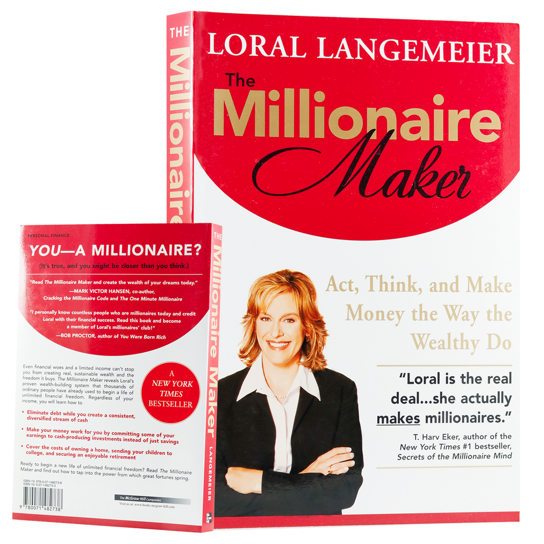 The Millionaire Maker - Act, Think and Make Money the Way the Wealthy Do (eBook)