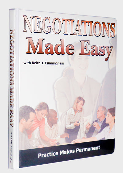 Negotiations Made Easy