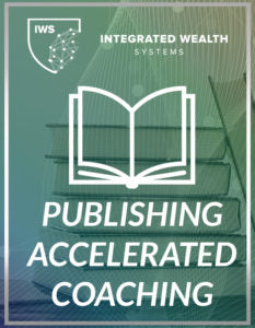 Publishing Acceleration Coaching