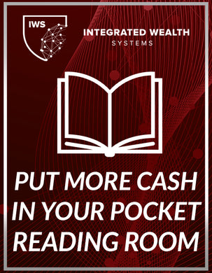 Put More Cash In Your Pocket Reading Room
