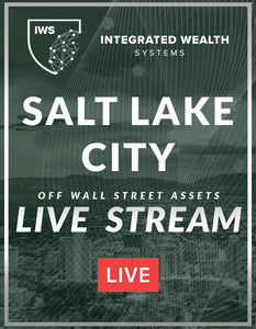Sale Lake City Live Stream