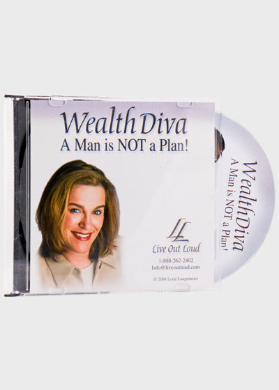 Wealth Diva: A Man Is Not A Plan