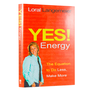 Yes! Energy - The Equation to Do Less, Make More!