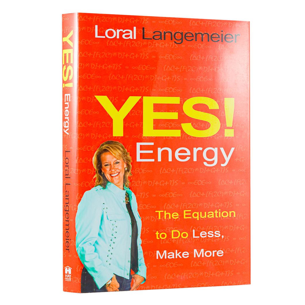 Yes! Energy - The Equation to Do Less, Make More! (eBook)