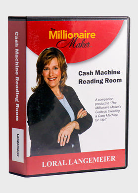 Cash Machine Reading Room CD Set