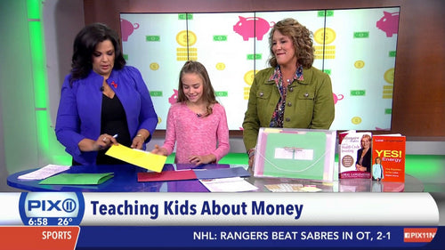 Kids Financial Filing Cabinet